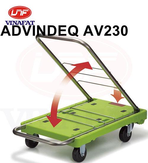 Xe đẩy hàng ADVINDEQ AV230